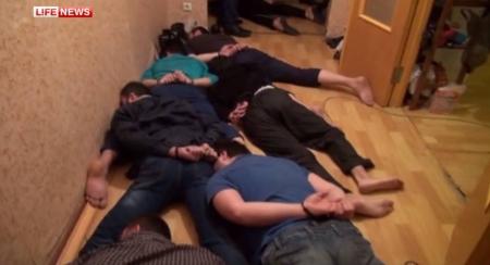 Сотрудники ФСБ РФ расследуют дело по статье. Насильственный захват власти
