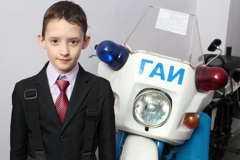 Северские полицейские провели для школьников «День открытых дверей»