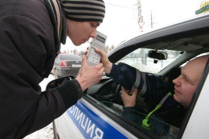 МВД введет норму промилле для пешеходов