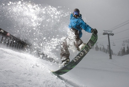 Где можно напарафинить сноуборд?