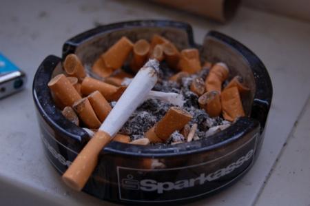 Мужчина из-за неосторожности при курении чуть не погиб на пожаре