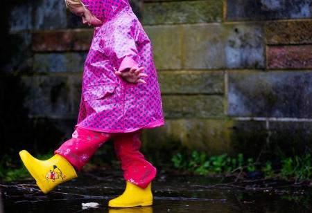4-летняя девочка ушла гулять и потерялась
