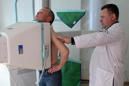 Северчане смогут бесплатно пройти обследование на туберкулез