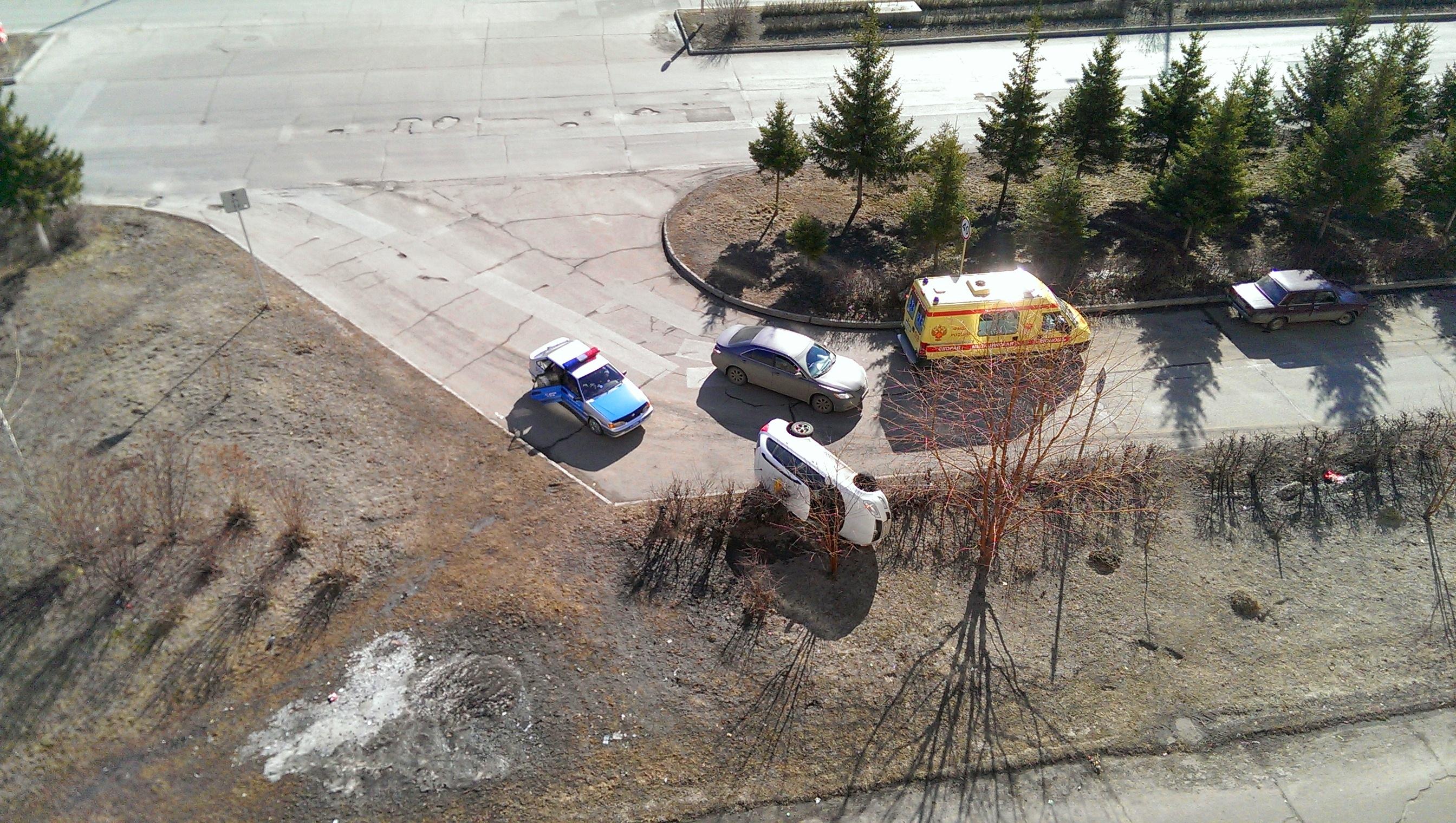Сегодня в Северске в такси  без жертв
