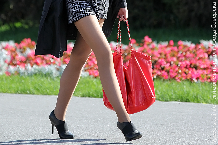 В городе задержан грабитель, который отбирал сумки у женщин