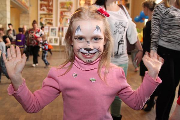 СХК провел детский праздник