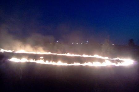 Пожарные ехали 20 минут