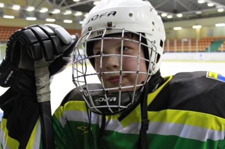 Ледовые сражения северских хоккеистов