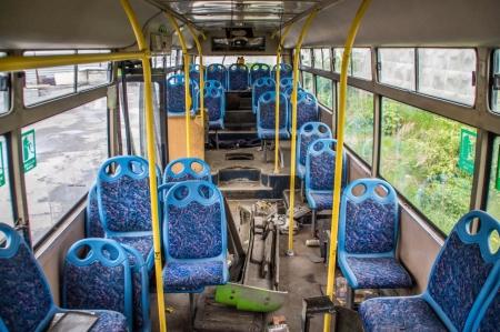 В городе выборочно проверили состояние автобусов