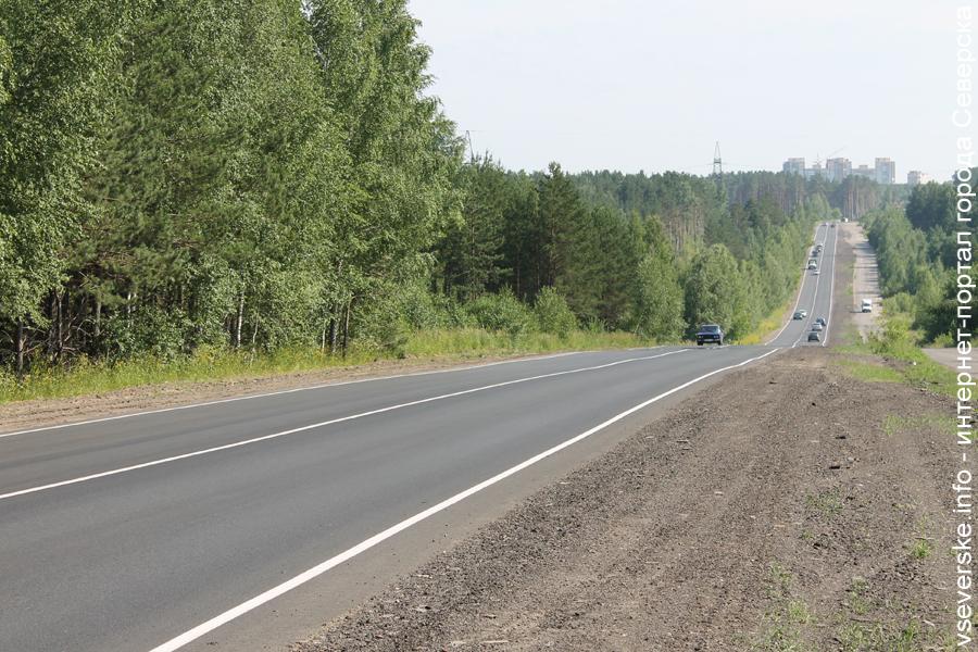 Кузовлевский тракт охраняют от гонщиков