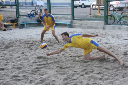 Завершилось первенство СХК и его дочерних структур по пляжному волейболу