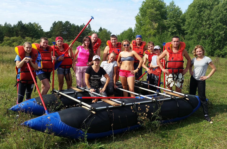 Команда СХК на слете молодежи - «лучшие в туризме»