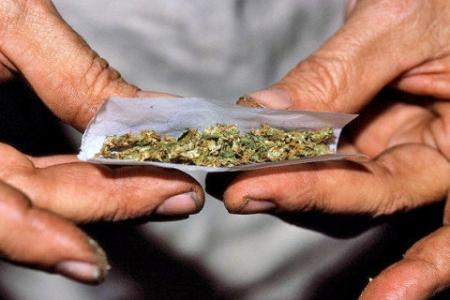 В Томске задержали северского наркомана со спайсом