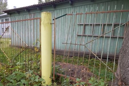 Дыры в заборе. Детский сад №37, 2-ой корпус