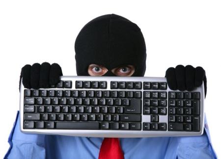 Грабитель ворвался в дом, чтобы украсть компьютер