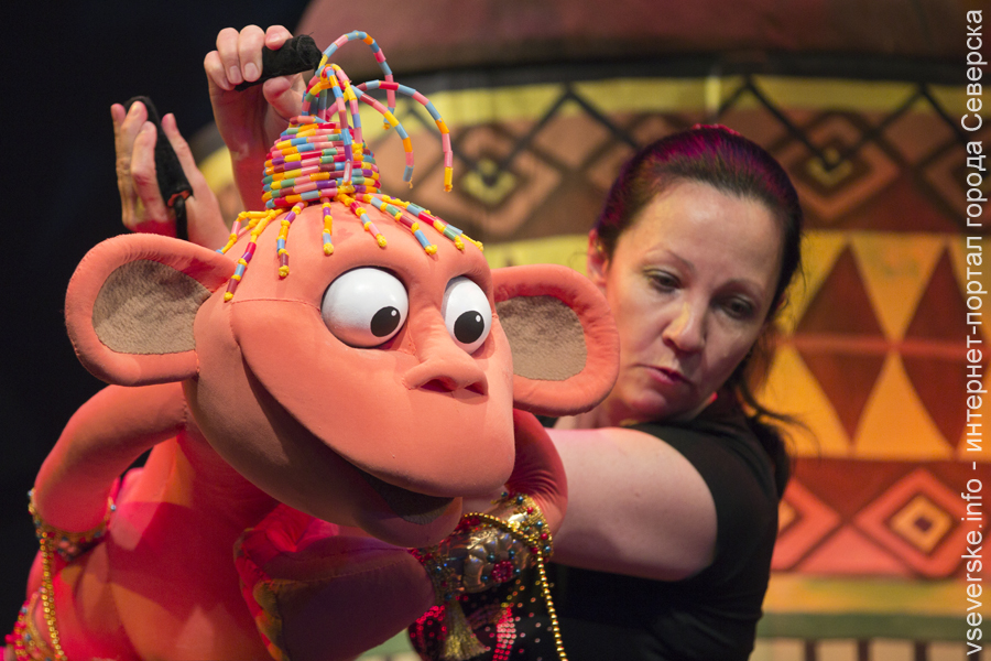 Северский Театр для детей и юношества открывает новый театральный сезон