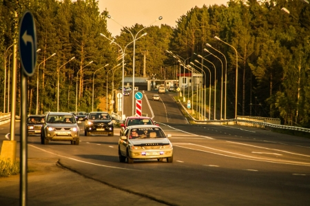В Северске появится временный КПП на дорогу Томск – Самусь