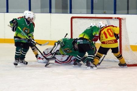 В Северске хоккеисты выявят сильнейшую команду Сибири