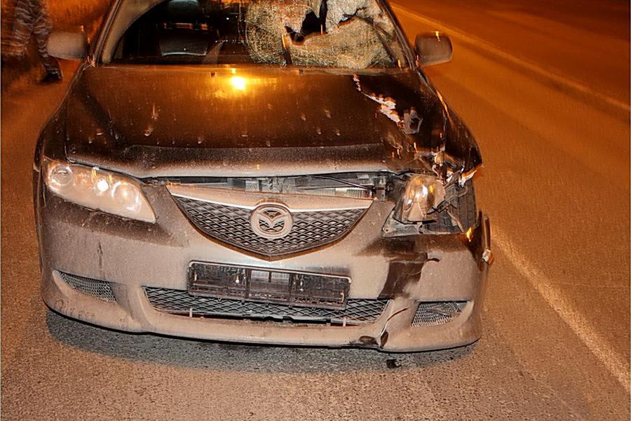 Автомобиль сбил ребенка насмерть