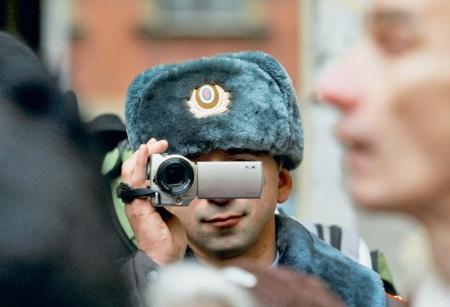 Понятых заменят камерами и за нарушения ПДД больше не будут снимать номера