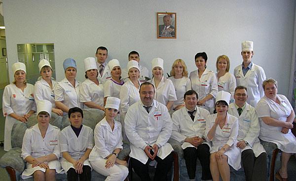 Болезнь паркинсона в боткинской больнице