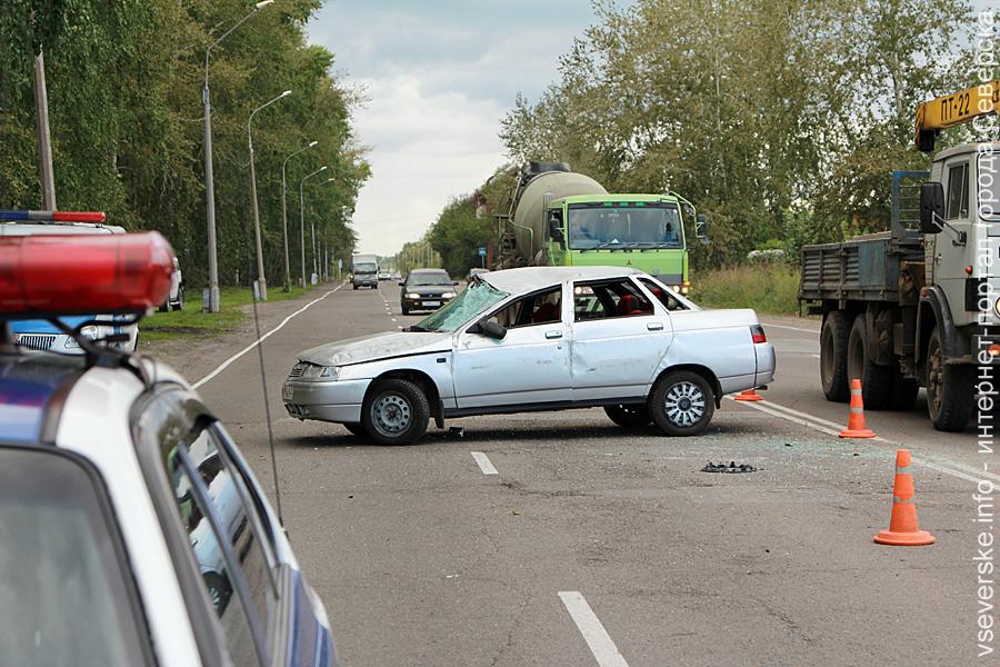ГИБДД начнёт штрафовать водителей, мешающих движению из-за небольших ДТП