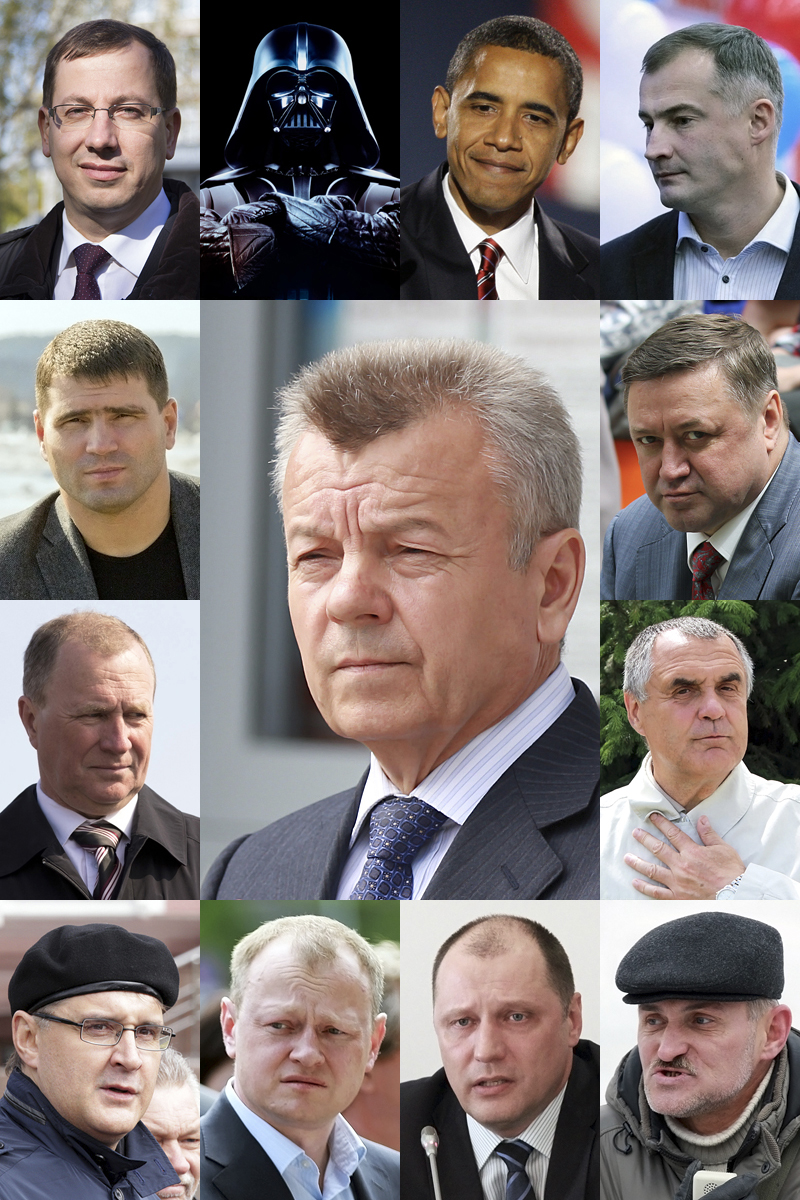 Григорий Шамин - Против всех!