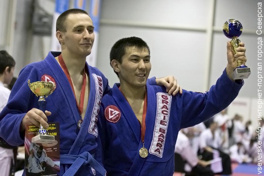 Северчане в составе международной команды завоевали командный кубок на Всероссийском фестивале единоборств