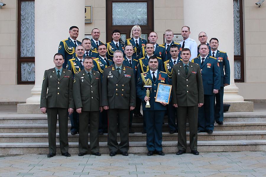 Северский военный оркестр занял первое место на фестивале армейской песни