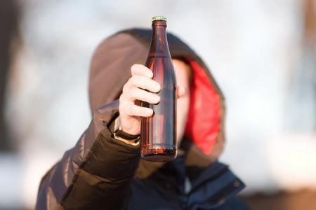 Полицейские провели профилактическое мероприятие «Подросток-алкоголь»
