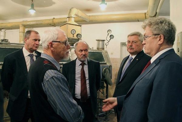 Северские учёные притягивают магниты в Россию