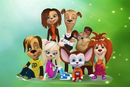 Любимые герои мультфильмов расскажут о семейных ценностях 17 мая в парке «Околица»