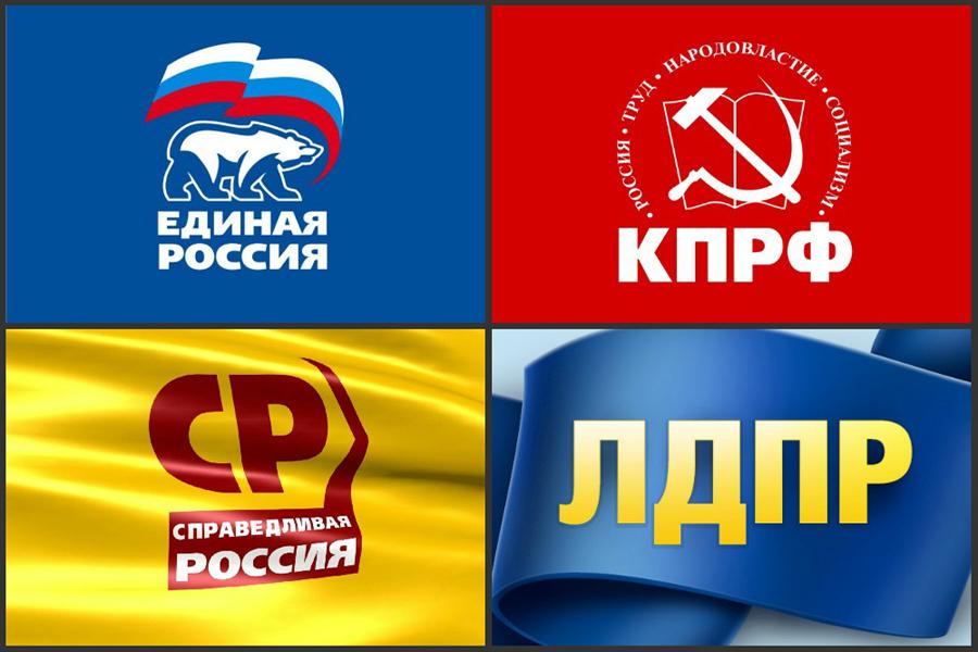 За команду какой политической партии вы бы проголосовали на предстоящих выборах в Думу ЗАТО Северск?