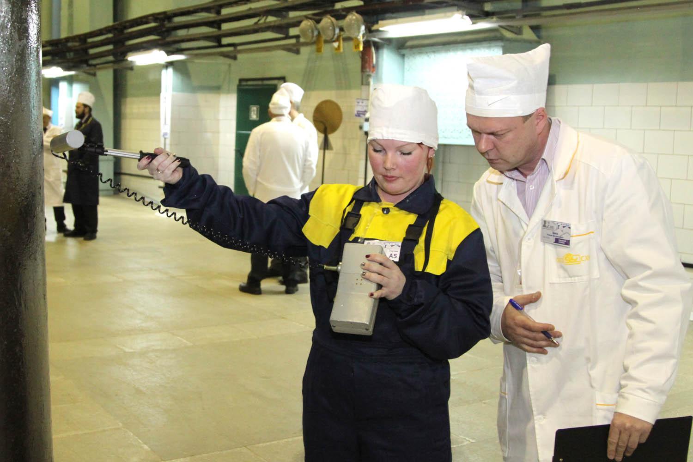 В Северске прошла жеребьевка участников конкурсов профессионального мастерства