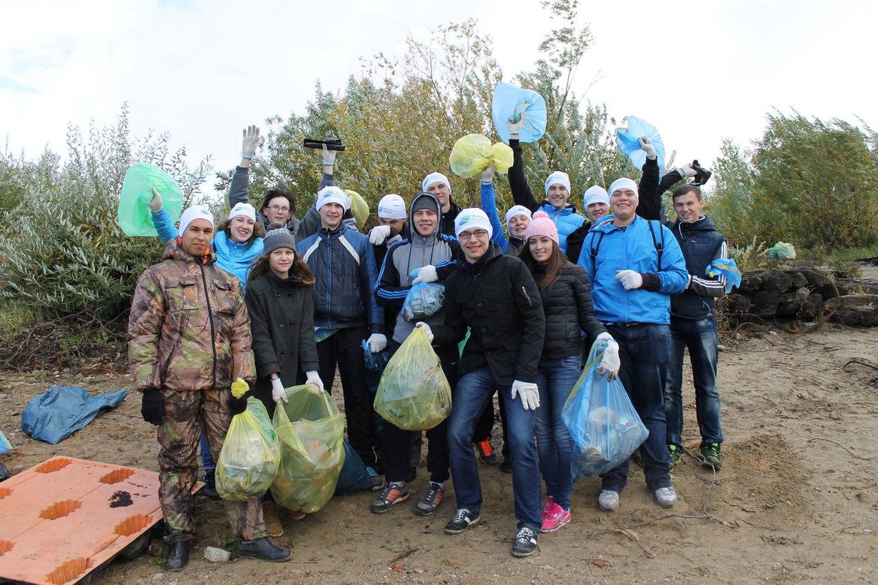 СХК приглашает северчан принять участие в экологической акции «Чистый берег»