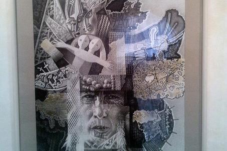 С картинами Лазарева вышел конфуз