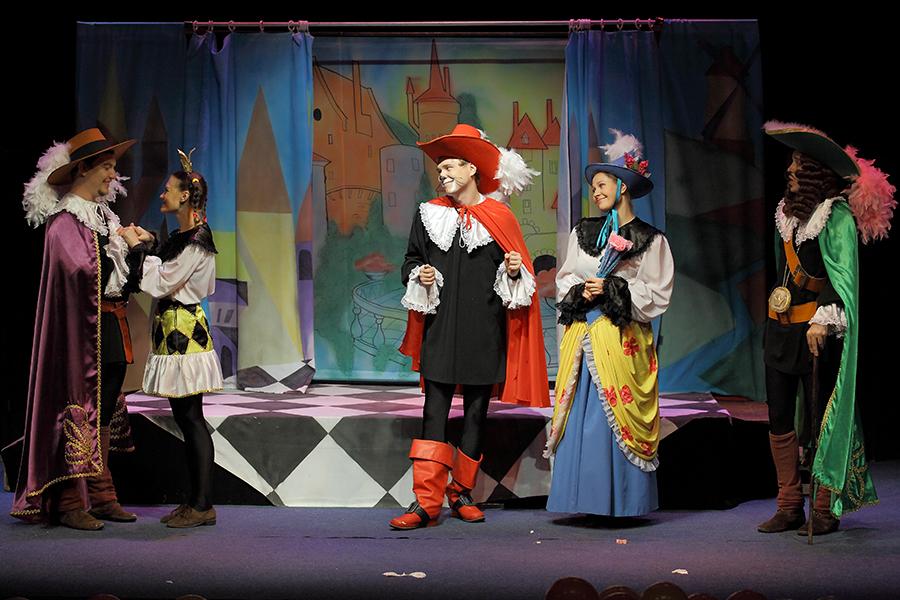 Северский Театр для детей и юношества подарит сказку маленьким томичам