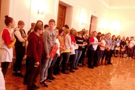 """Северчане приняли участие в первой сессии проекта """"Педагогические классы"""""""