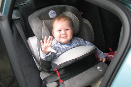 Госавтоинспекция подвела итоги профилактического мероприятия «Детское кресло»