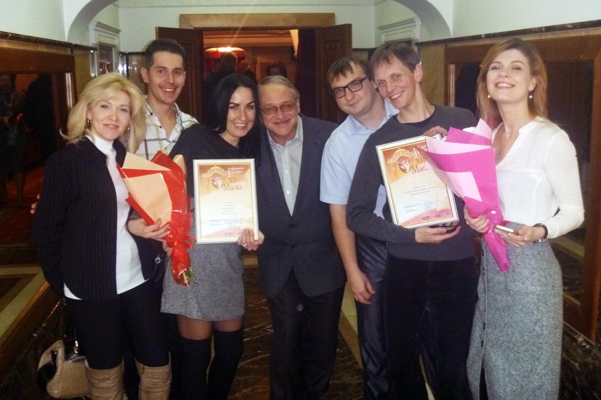 Северские актеры стали победителями областного театрального фестиваля «Маска»