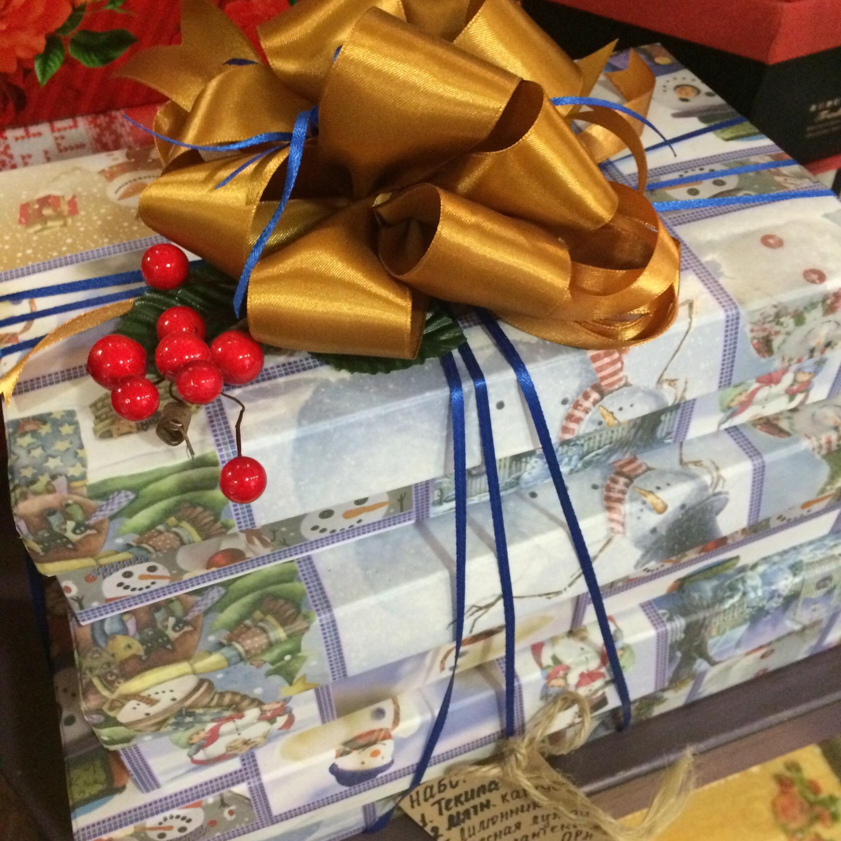 Подарки на любой кошелёк 13
