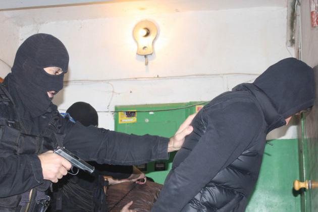 В Омске задержали северского наркоторговца