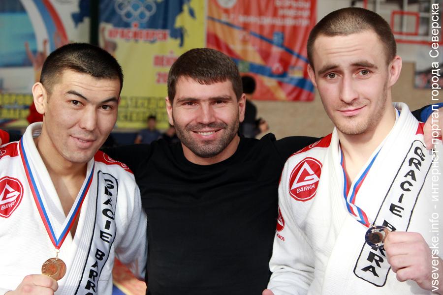 Воспитанники Алексея Соколова завоевали путевки на Чемпионат России