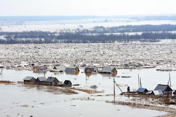 Специалисты прогнозируют спокойный паводок на реках региона