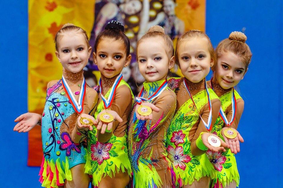 Объявляется набор девочек для занятий художественной гимнастикой