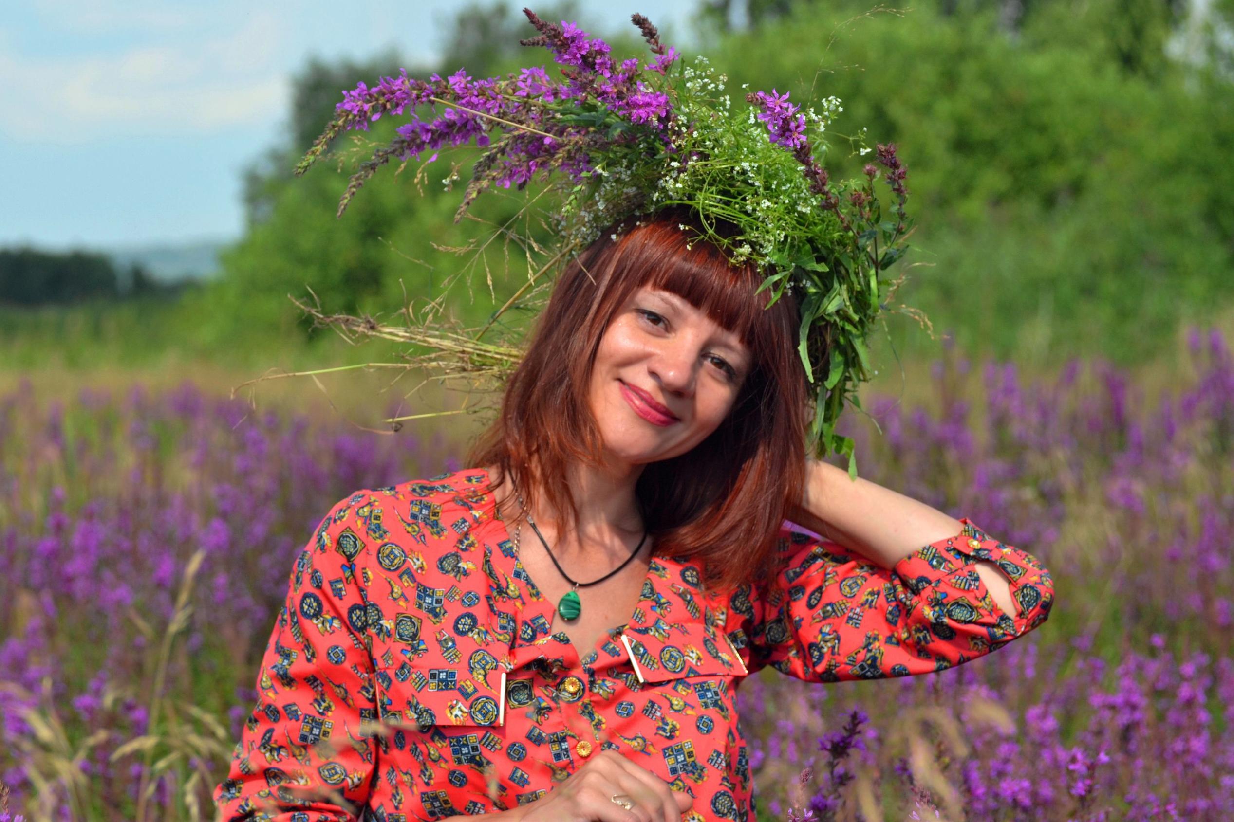 Ольга Крупицкая стала лучшей солисткой на конкурсе национальной песни и танца