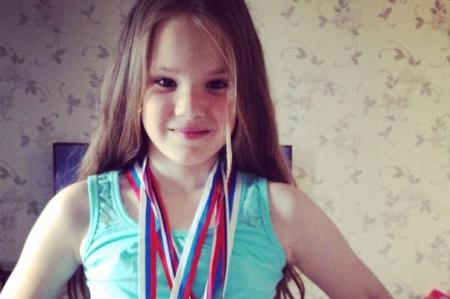 Успехи юных спортсменок на кубке Сибири по плаванию