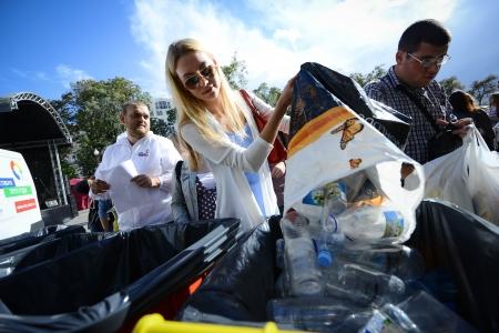 В Томске пройдет чемпионат по спортивному сбору мусора