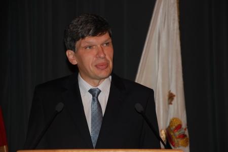 Александр Щипков назначен руководителем Северского технологического института Национального исследовательского ядерного университета МИФИ