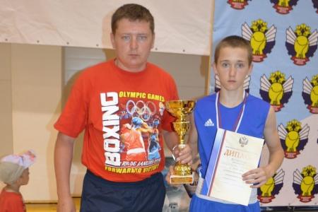 Даниил Облачков стал серебряным призёром Первенства России по боксу